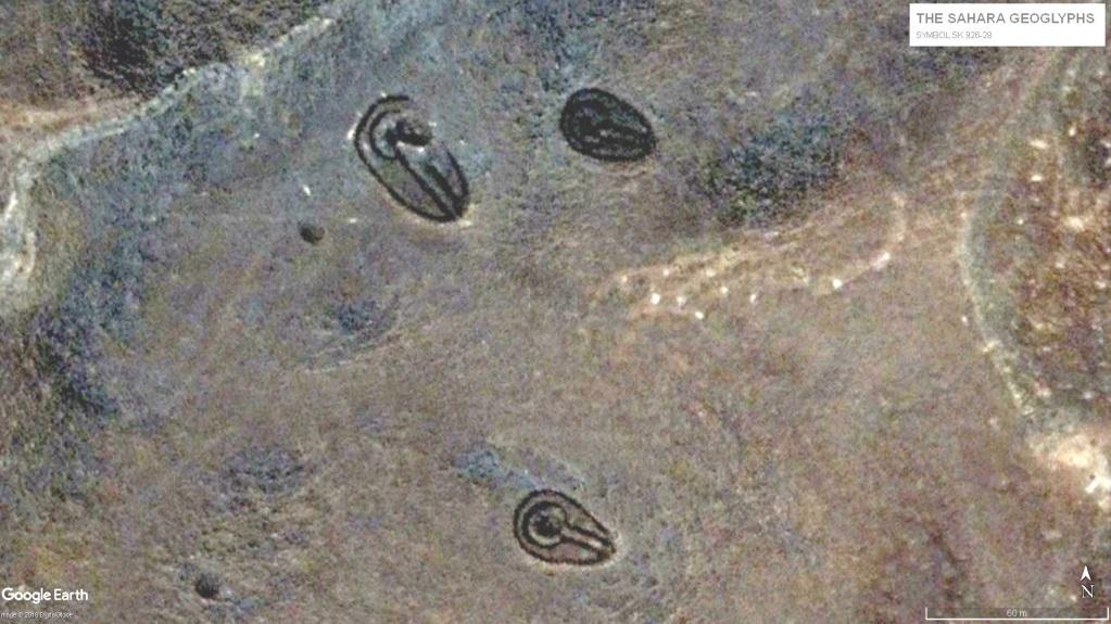 Символы SK 926, SK 927, SK 928