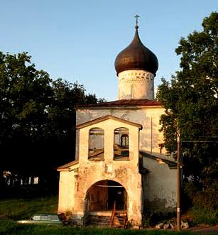 Церкви Георгия со взвоза