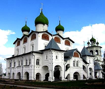 Николо- Вяжицкий монастырь Новгород