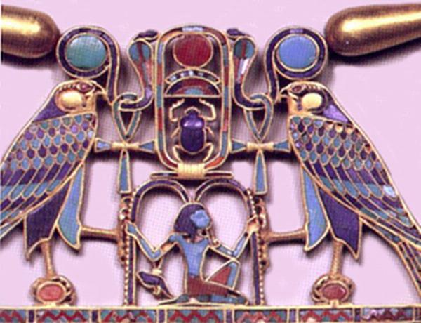 египетское серебро