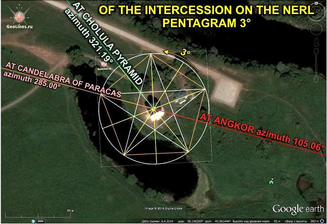 загадочная пирамида в Северной Америке  - пирамида Чолула