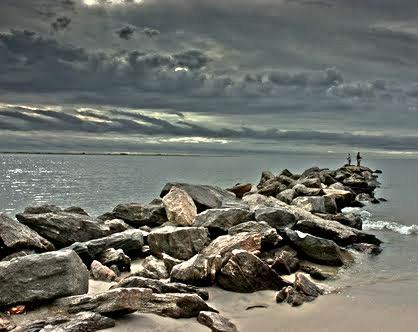 пляж бруклин