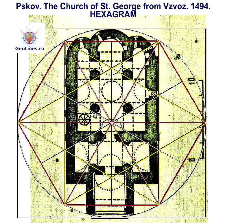 Храм в Пскове