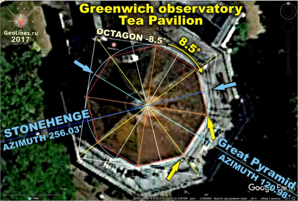 Рядом с основным зданием обсерватории