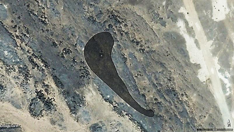 Геоглиф S 14410. Периметр 320 м,