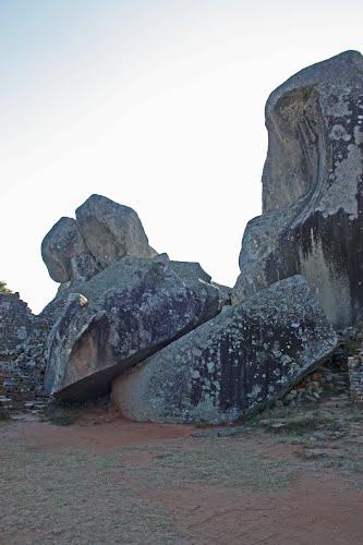 комплекс Большого Зимбабве Great-Zimbabwe