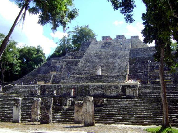 Калакмуль майя