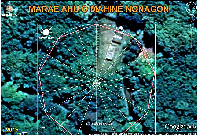 MARAE TAHITI orientation nonagon
