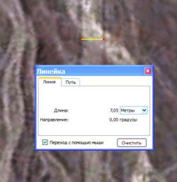 THE ANALYSIS OF DECODING OF IMAGES IN DESERT NASKA.
