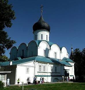 Покрова Богородицы Троицкий дворцовый собор Александров