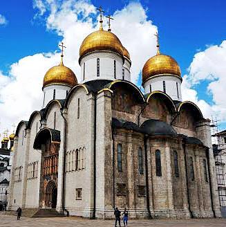 Успенский собор в Кремле, Москва