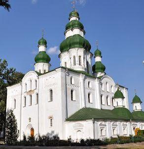 Успенский собор в Чернигове