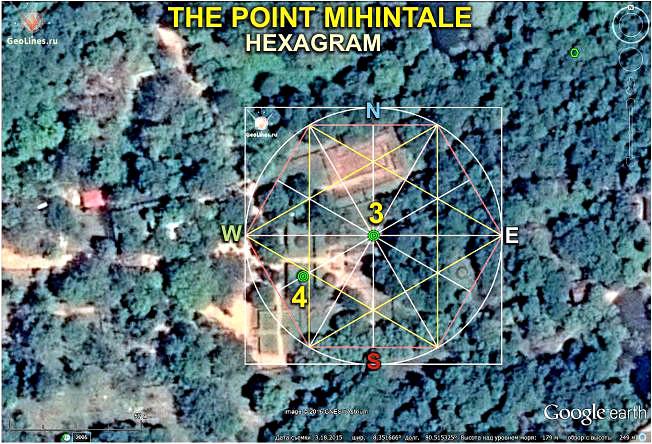 Михинтале гексаграмма