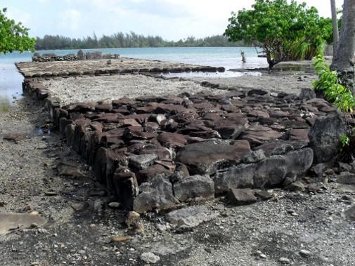 МОРАЭ МАНУНУ ХУАХИНИ Полинезия