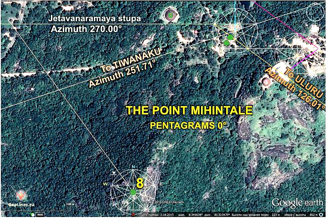 пентаграмма Михинтале