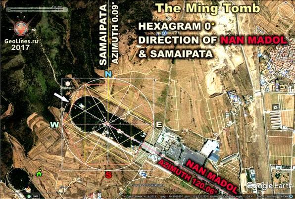гробницы династии Минг