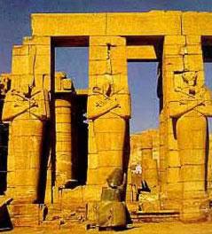 Egypt: The Ramessuem