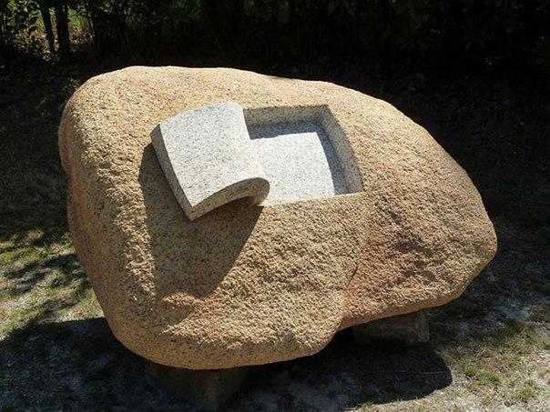 камни пластичные