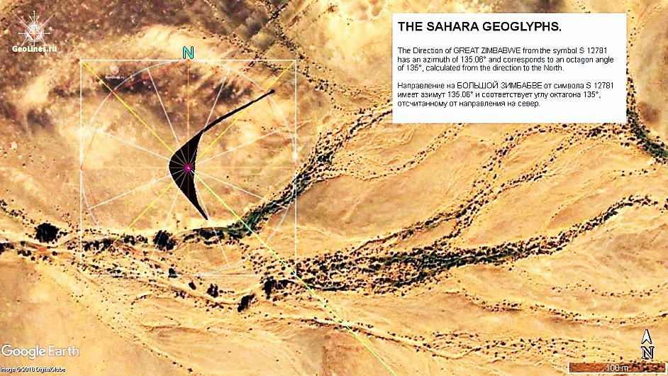 группа геоглифы Сахары нло 12781