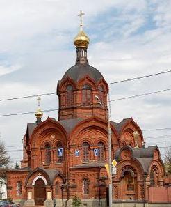 Владимир. Церковь Михаила Архангела.