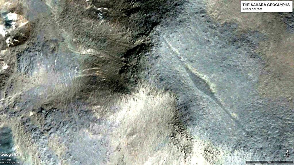 Геоглифы Сахары Геоглиф S 3078