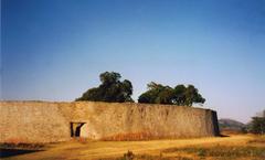 Большой Зимбабве руины