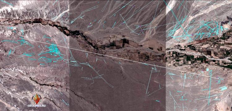 NAZCA LINES - MARKING PROBLEMS
