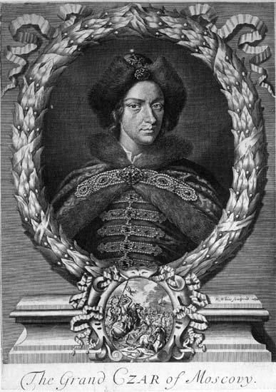 портрет Петр 1 Великий СПб Великое посольство