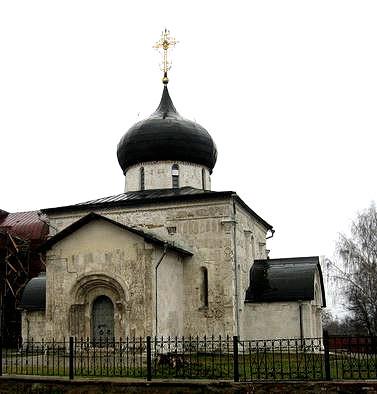 Юрьев-Польский. Георгиевский собор.