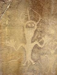 петроглифы фремонта