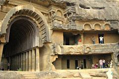Пещеры Бхаджа