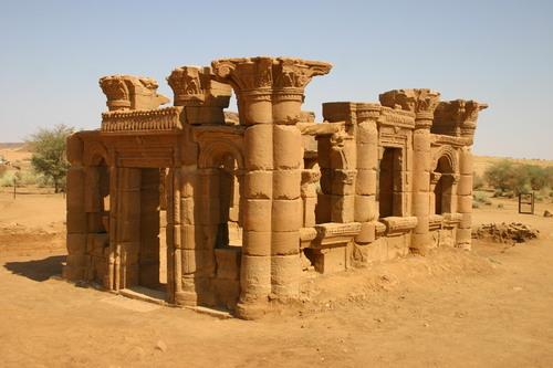 Храм в Нагаа