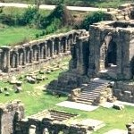 Martand Sun Temple in Kashmir