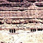 Пещеры Бени Хасан